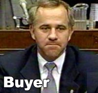 Steve Buyer Foundation Funding Fiasco